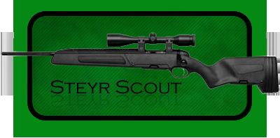 Снайперская Винтовка Steyr Scout
