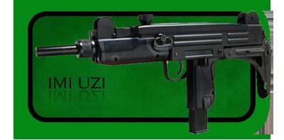Пистолет-пулемет IMI UZI