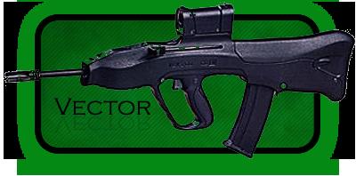 Автомат | Штурмовая Винтовка Vektor CR-21