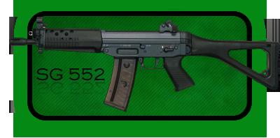 Автомат | Штурмовая Винтовка Sig SG 552